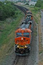 BNSF 5980 South