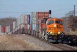 BNSF 7621 East