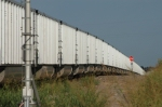BNSF coal train at Hermann