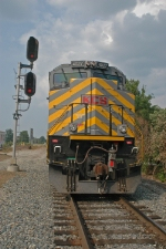 Front of KCS SD70ACe