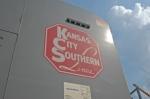KCS emblem on SD70ACe