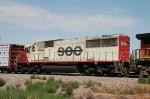 CIT Group/Capital Finance, Inc. (CEFX) Ex SOO Line, EMD SD60 No. 6005