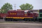 Independent Locomotive Service (ILSX) EMD GP5 No. 1360