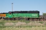 First Union Rail (FURX) EMD SD40-2 No. 7931