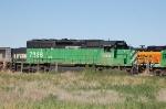 First Union Rail (FURX) EMD SD40-2 No. 7238