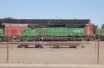 First Union Rail (FURX) EMD SD40-2 No. 8107