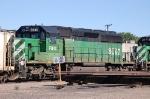 First Union Rail (FURX) EMD SD40-2 No. 8090