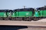 First Union Rail (FURX) EMD SD40-2 No. 7267