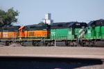 First Union Rail (FURX) EMD SD40-2's