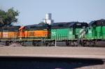 First Union Rail (FURX) EMD SD40-2's