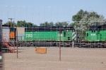 First Union Rail (FURX) EMD SD40-2 No. 7253