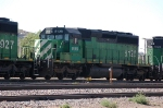 First Union Rail (FURX) EMD SD40-2 No. 8129