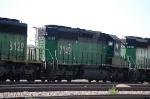 First Union Rail (FURX) EMD SD40-2 No. 7249