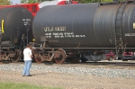 Union Tank Car Company (UTLX) Tank Car No. 68521