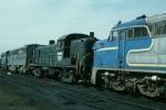Amtrak Alco RS3 No. 136