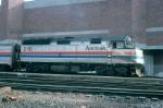 Amtrak EMD F40PH No. 210