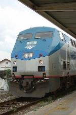 "Amtrak GE P42DC ""Genesis"" Locomotive No. 166"