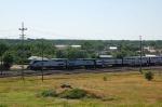 """Amtrak's (AMTK) Eastbound Train No. 8, the """"Empire Builder"""""""