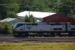 Amtrak (AMTK) GE P42DC No. 52