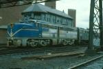 Delaware and Hudson Railway Alco PA-4u No. 17