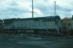 Delaware and Hudson Railway GE U33C No. 760