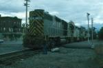 Delaware and Hudson Railway (Ex Reading Railroad) EMD GP39-2 No. 7401