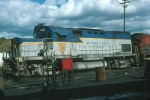 Delaware and Hudson Railway (Ex Lehigh Valley) Alco C420 No. 408