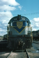 Delaware and Hudson Railway (Ex Lehigh Valley) Alco C420 No. 408