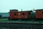 Delaware and Hudson Railway Caboose No. 35849R