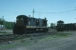 Delaware & Hudson Railway (DH) GE U33C No. 758