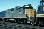 Delaware & Hudson Railway (DH) EMD GP38-2 No. 7317