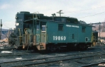 Conrail (Ex New Haven and Penn Central) Caboose No. 19860
