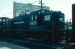 Conrail (Ex New Haven and Penn Central) Alco RS3M No. 9955