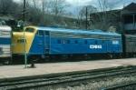 Conrail EMD FL9 No. 5015