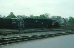 Conrail GE U25B No. 2633