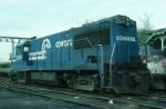 Conrail GE U25B No. 2564