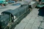 Conrail (Ex Penn Central) Alco RS3 No. 5507