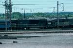 Conrail EMD SD40 No. 6318