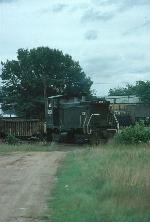 Conrail EMD SW1500 No. 9521