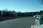 Conrail EMD GP40-2's No. 3301, No. 3304 and No. 3323