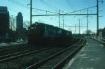 Northbound Conrail Freight Train led by (Ex Reading Railroad) EMD GP40-2 No. 3277