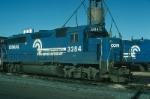 Conrail EMD GP40-2 No. 3284