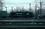 Conrail (Ex Penn Central) Alco/EMD RS3M No. 9969