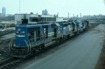 Conrail Diesel Locomotives