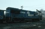 Conrail (CR) GE U25B No. 2500
