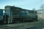 Conrail (CR) GE U23B No. 2723