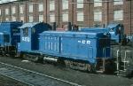 Conrail (CR) EMD NW2 No. 9273