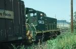 Conrail (CR) EMD SW1001 No. 9405