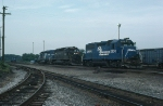 Conrail (CR) EMD Diesel Locomotives