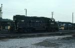 Conrail (CR) EMD GP38-2 No. 8069